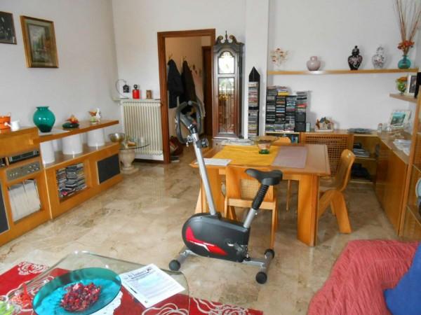 Appartamento in vendita a Trescore Cremasco, Residenziale, Con giardino, 108 mq