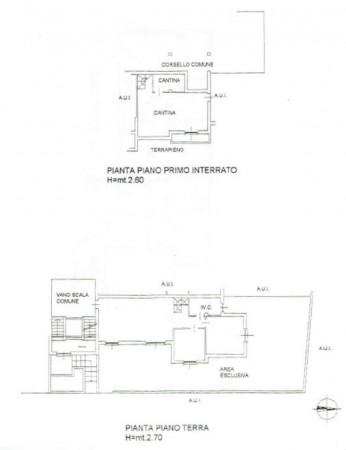 Negozio in vendita a Cassano d'Adda, Atm, Con giardino, 145 mq - Foto 2