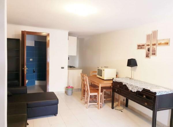 Appartamento in vendita a Roma, Statuario - Capannelle - Lucrezia Romana, Con giardino, 38 mq