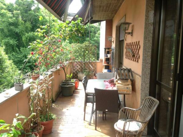 Casa indipendente in affitto a Gallarate, Con giardino, 200 mq - Foto 15