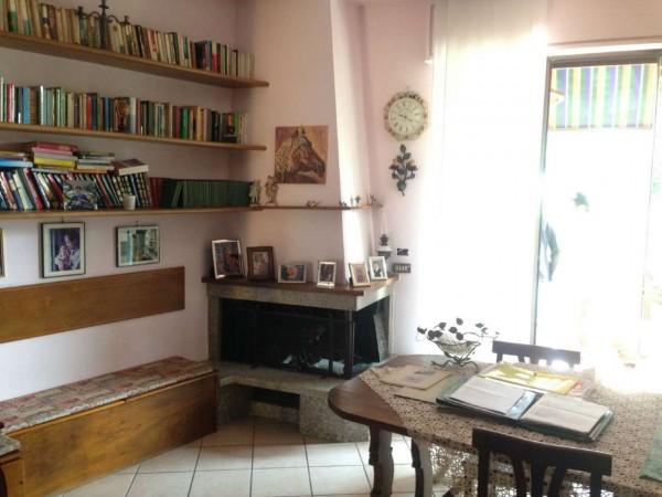 Casa indipendente in affitto a Gallarate, Con giardino, 200 mq - Foto 24