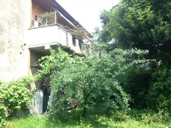 Casa indipendente in affitto a Gallarate, Con giardino, 200 mq - Foto 30
