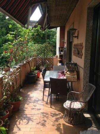 Casa indipendente in affitto a Gallarate, Con giardino, 200 mq - Foto 14