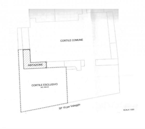 Villa in vendita a Dorno, Con giardino, 240 mq - Foto 7