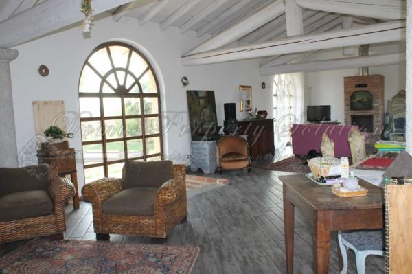 Villa in vendita a Dorno, Con giardino, 240 mq - Foto 21