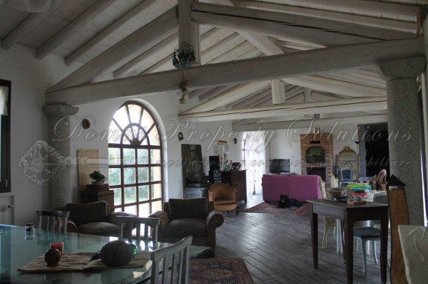 Villa in vendita a Dorno, Con giardino, 240 mq - Foto 19