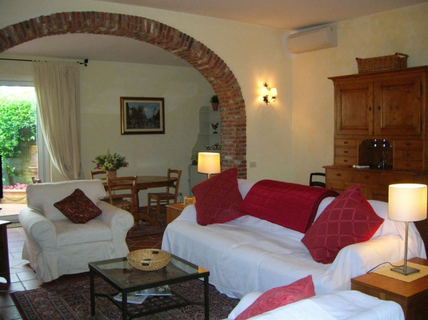 Villa in vendita a Sutri, Golf Nazionale, Con giardino, 355 mq - Foto 15