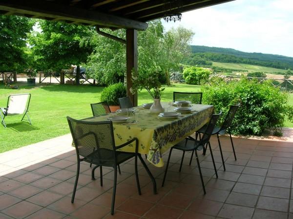 Villa in vendita a Sutri, Golf Nazionale, Con giardino, 355 mq - Foto 19