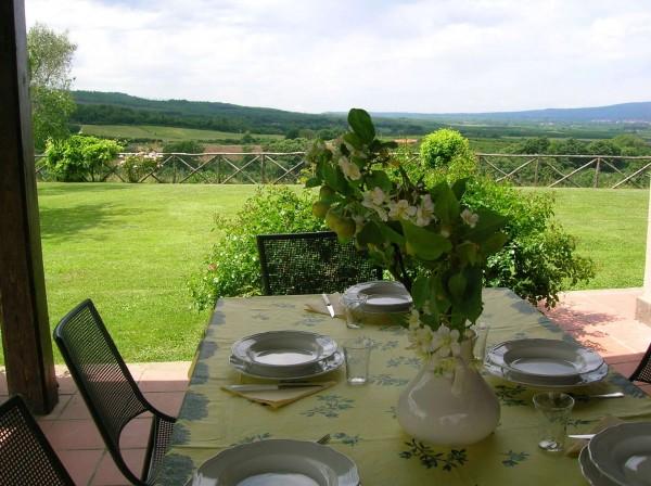Villa in vendita a Sutri, Golf Nazionale, Con giardino, 355 mq - Foto 18