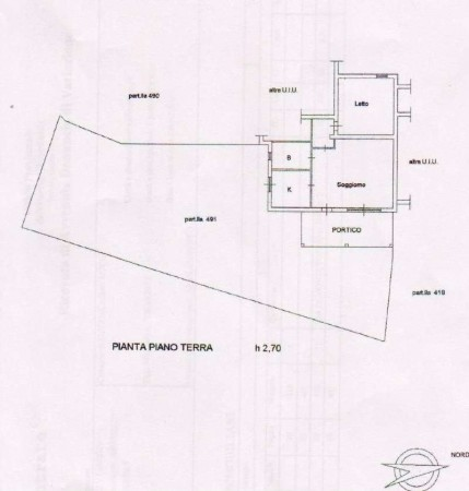 Villa in vendita a Sutri, Golf Nazionale, Con giardino, 355 mq - Foto 27