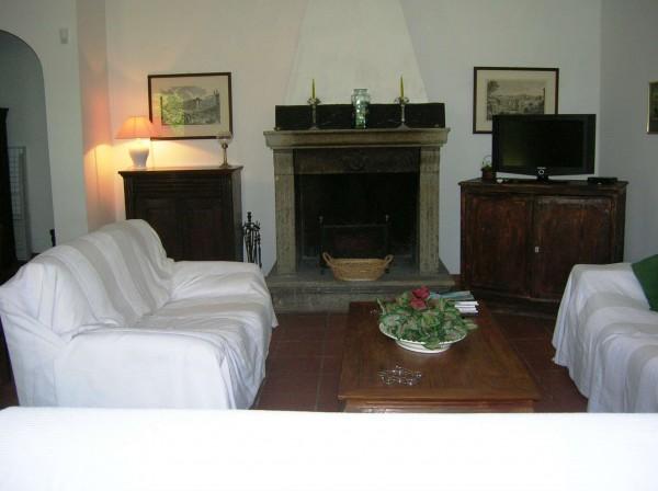 Villa in vendita a Sutri, Golf Nazionale, Con giardino, 355 mq - Foto 25