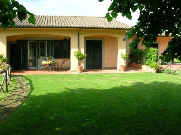 Villa in vendita a Sutri, Golf Nazionale, Con giardino, 355 mq - Foto 21