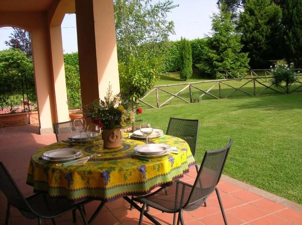 Villa in vendita a Sutri, Golf Nazionale, Con giardino, 355 mq - Foto 16
