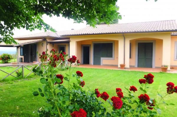 Villa in vendita a Sutri, Golf Nazionale, Con giardino, 355 mq - Foto 30