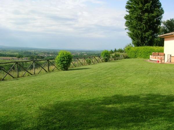 Villa in vendita a Sutri, Golf Nazionale, Con giardino, 355 mq - Foto 5