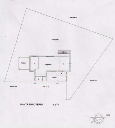 Villa in vendita a Sutri, Golf Nazionale, Con giardino, 355 mq - Foto 28