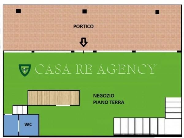 Negozio in vendita a Varese, 200 mq - Foto 2