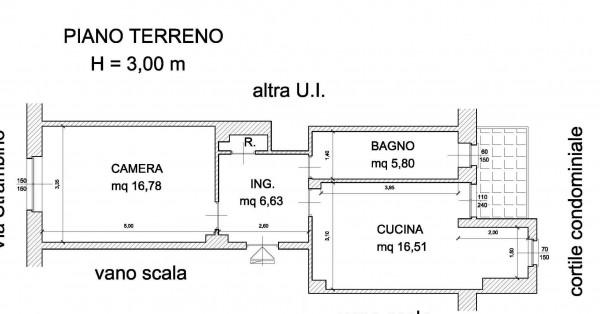Appartamento in vendita a Torino, Pietra Alta, 55 mq - Foto 2