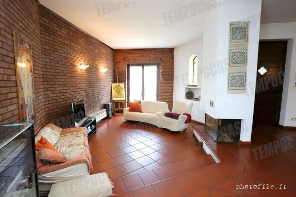 Villa in vendita a Alpignano, Confine Rivoli, Con giardino, 219 mq - Foto 7