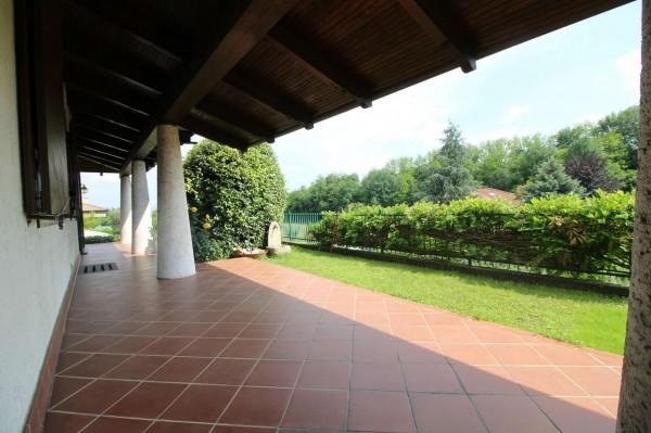Villa in vendita a Alpignano, Confine Rivoli, Con giardino, 219 mq - Foto 38