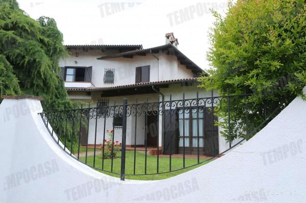 Villa in vendita a Alpignano, Confine Rivoli, Con giardino, 219 mq - Foto 3