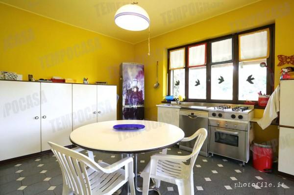 Villa in vendita a Alpignano, Confine Rivoli, Con giardino, 219 mq - Foto 15