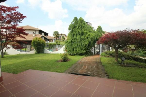 Villa in vendita a Alpignano, Confine Rivoli, Con giardino, 219 mq - Foto 33