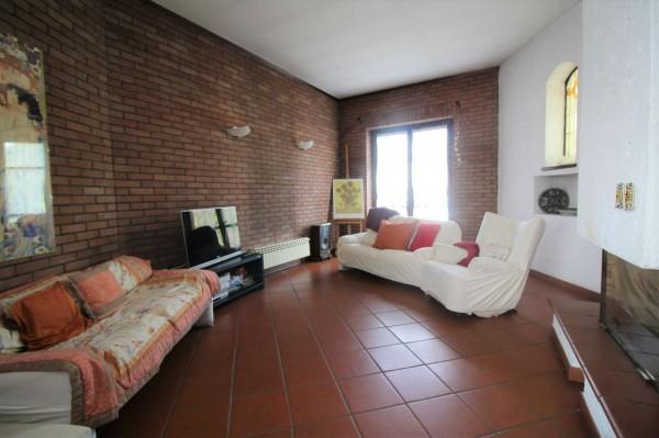 Villa in vendita a Alpignano, Confine Rivoli, Con giardino, 219 mq - Foto 22