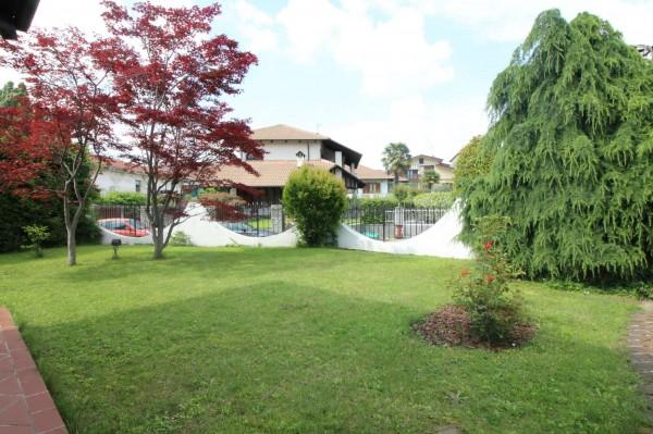 Villa in vendita a Alpignano, Confine Rivoli, Con giardino, 219 mq - Foto 32