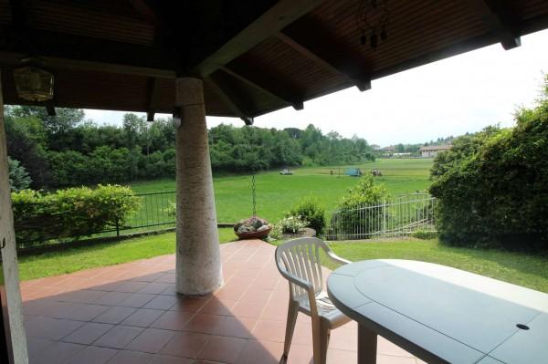 Villa in vendita a Alpignano, Confine Rivoli, Con giardino, 219 mq - Foto 35