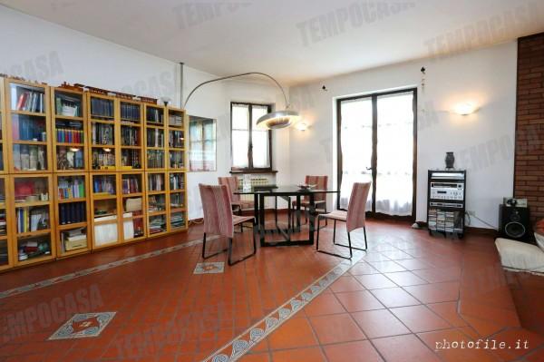 Villa in vendita a Alpignano, Confine Rivoli, Con giardino, 219 mq - Foto 8
