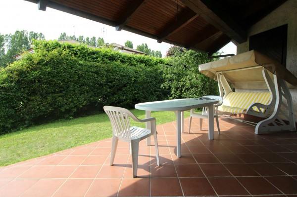 Villa in vendita a Alpignano, Confine Rivoli, Con giardino, 219 mq - Foto 34