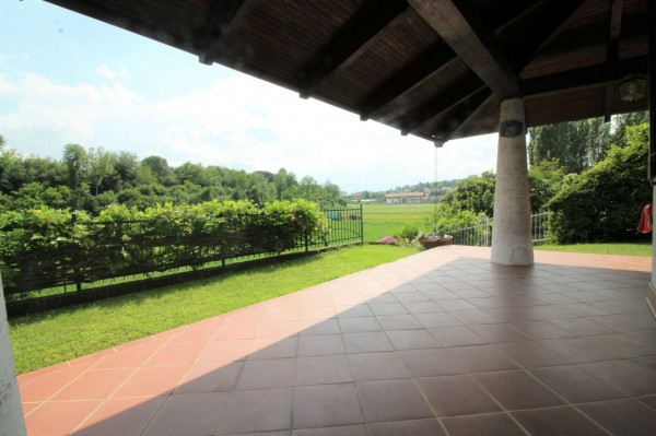 Villa in vendita a Alpignano, Confine Rivoli, Con giardino, 219 mq - Foto 36