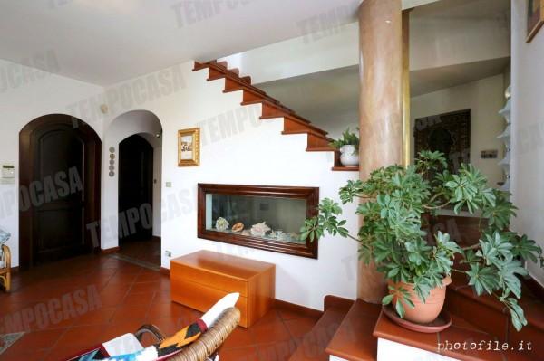 Villa in vendita a Alpignano, Confine Rivoli, Con giardino, 219 mq - Foto 10