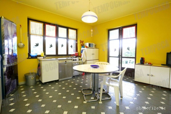 Villa in vendita a Alpignano, Confine Rivoli, Con giardino, 219 mq - Foto 16