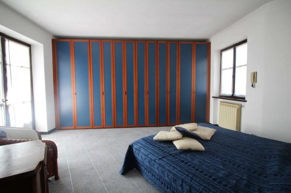 Villa in vendita a Alpignano, Confine Rivoli, Con giardino, 219 mq - Foto 23