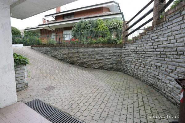 Villa in vendita a Alpignano, Confine Rivoli, Con giardino, 219 mq - Foto 11
