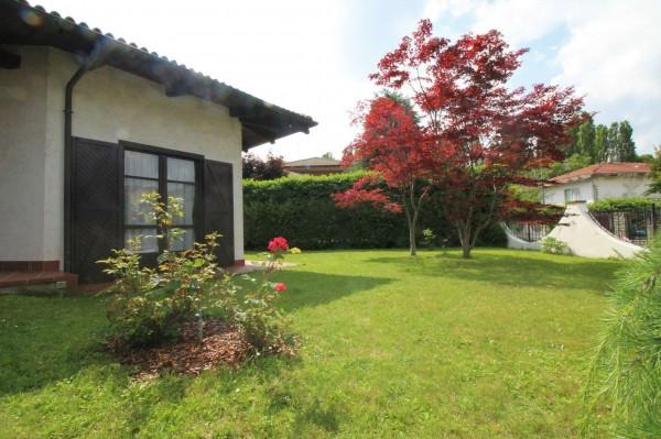 Villa in vendita a Alpignano, Confine Rivoli, Con giardino, 219 mq - Foto 30