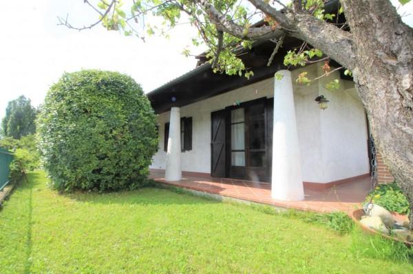 Villa in vendita a Alpignano, Confine Rivoli, Con giardino, 219 mq - Foto 39