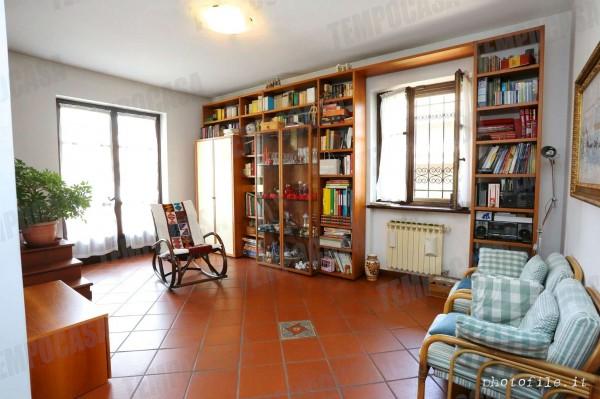 Villa in vendita a Alpignano, Confine Rivoli, Con giardino, 219 mq - Foto 6