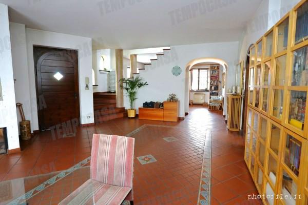 Villa in vendita a Alpignano, Confine Rivoli, Con giardino, 219 mq - Foto 5