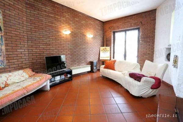 Villa in vendita a Alpignano, Confine Rivoli, Con giardino, 219 mq - Foto 9