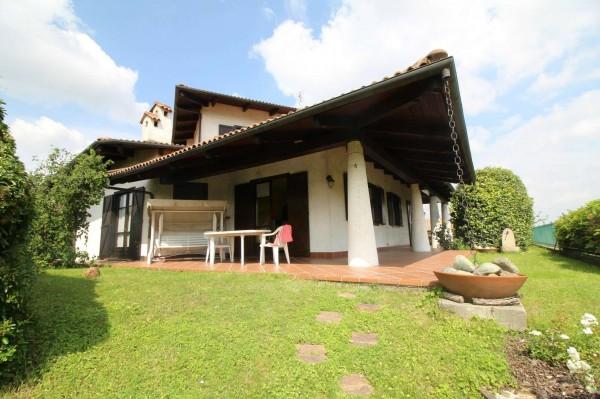 Villa in vendita a Alpignano, Confine Rivoli, Con giardino, 219 mq - Foto 41