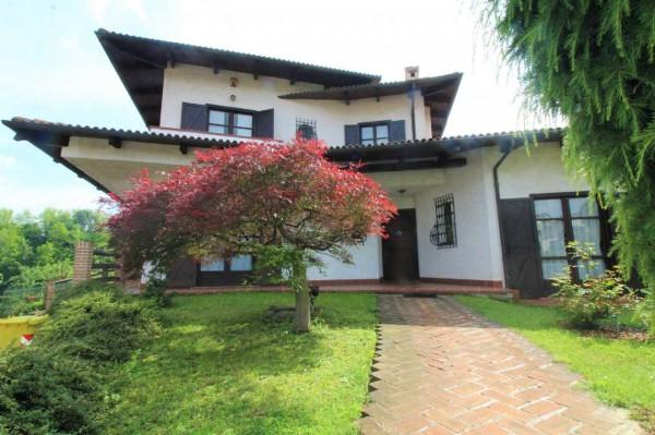 Villa in vendita a Alpignano, Confine Rivoli, Con giardino, 219 mq - Foto 40
