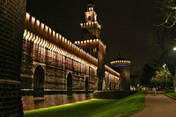 Appartamento in affitto a Milano, Brera, Arredato, 47 mq - Foto 23