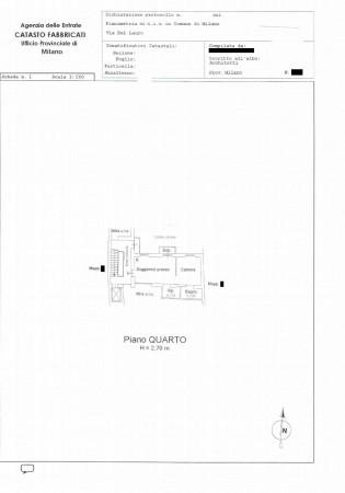 Appartamento in affitto a Milano, Brera, Arredato, 47 mq - Foto 25