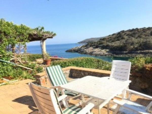 Casa indipendente in vendita a Monte Argentario, Isola Di Giannutri, Arredato, 120 mq - Foto 13
