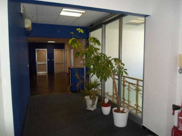 Ufficio in vendita a Collegno, Borgata Paradiso, 300 mq - Foto 22