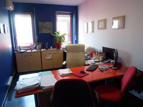 Ufficio in vendita a Collegno, Borgata Paradiso, 300 mq - Foto 6