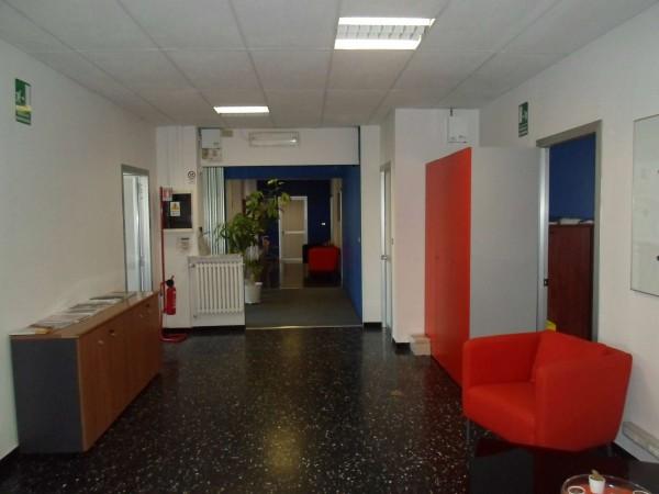 Ufficio in vendita a Collegno, Borgata Paradiso, 300 mq - Foto 18